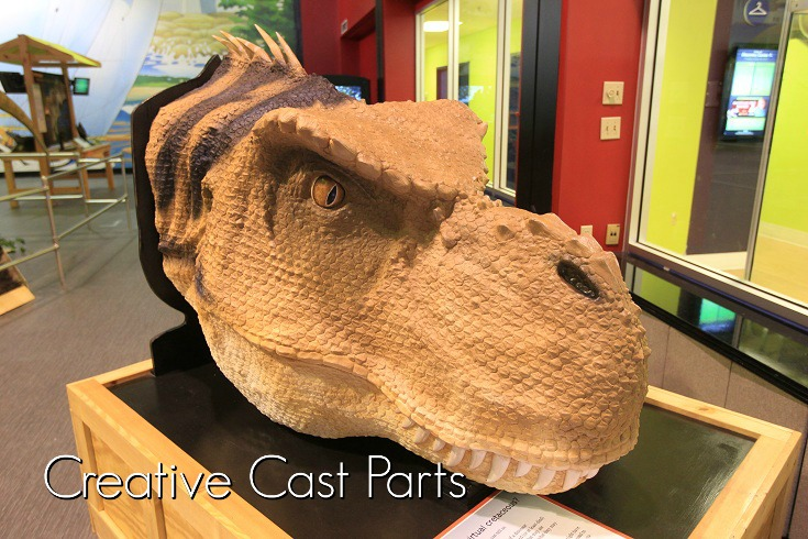 dinosaur displays